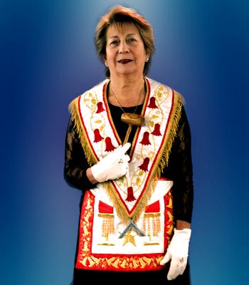 Gran Maestra Q.·.H.·. Miriam Silva Mera