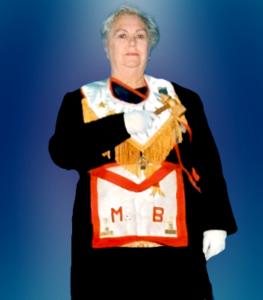 Gran Maestra Q.·.H.·. Chita Cruz Donoso